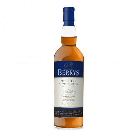 Glenlivet 37 Year Old 1974 Berry Bros & Rudd