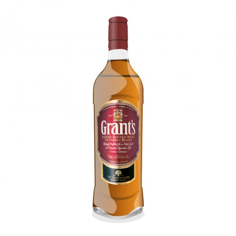 Grant's Sherry Cask Reserve