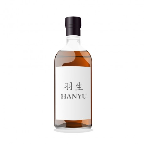 Hanyu 2000/2012 12 Year old La Maison du Whisky