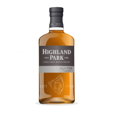 Highland Park Anon. Batch #2 – 17 yo, peated from Orkney – Abbey Whisky 10th