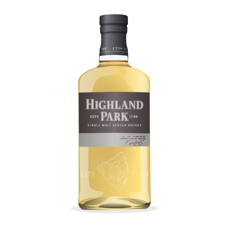 Highland Park Orkney 9 Year Old Jack's Pirate Whisky