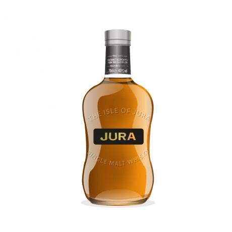 Isle of Jura 10 Year Old / Origin / Half Bottle