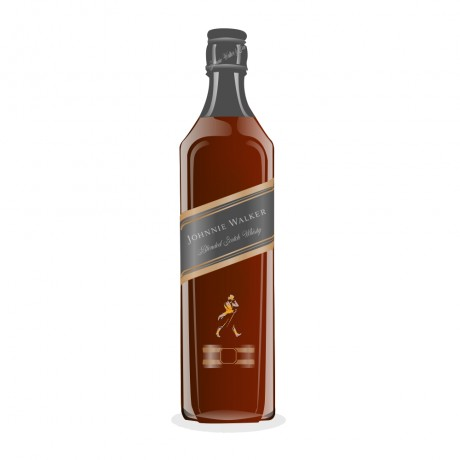 Johnnie Walk Double Black