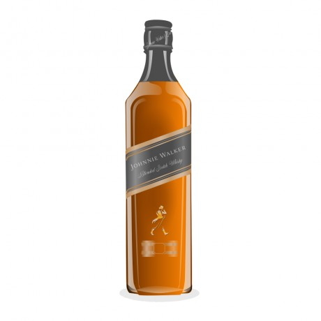 Johnnie Walker Blue Label Ghost & Rare - Port Ellen