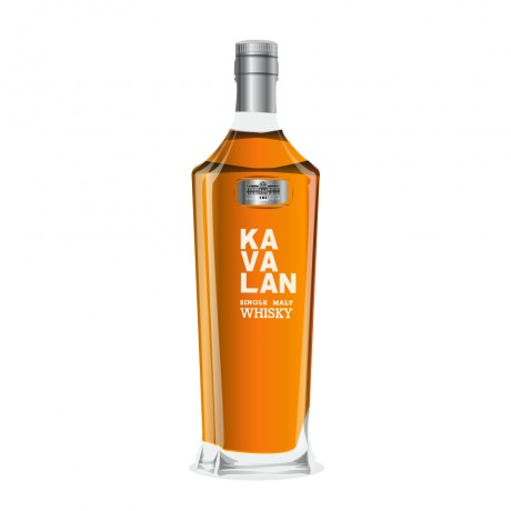 Kavalan 2006 Virgin Oak for The Nectar