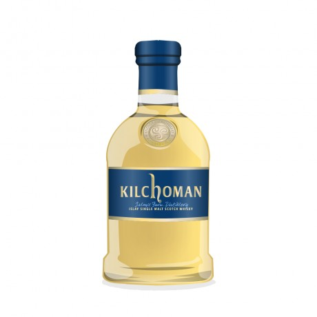 Kilchoman 3 Year Old 2007 Single Cask for Belgium