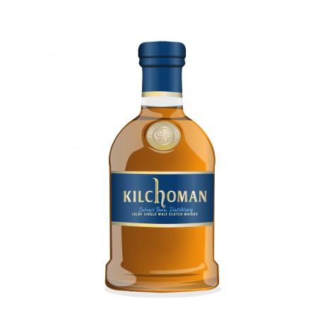 Kilchoman Single Bourbon Cask 11 Year Old