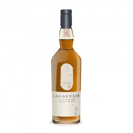 Lagavulin 1999 Distillers Edition / Bot.2015