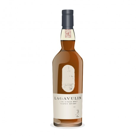 Lagavulin 25 Year Old / 200th Anniversary