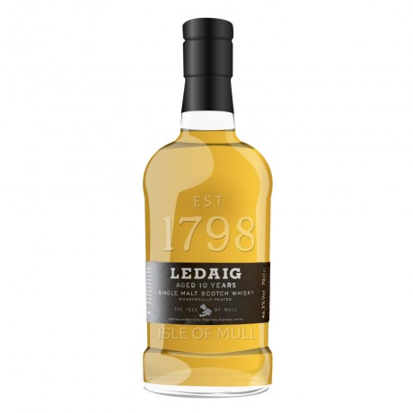 Ledaig 10 Year Old 2007 The Whisky Mercenary for Whisky Troef