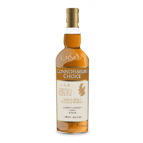 Ledaig 1990 / Connoisseurs Choice