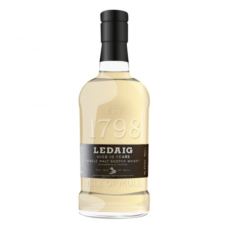 Ledaig 6 Year Old 2008 Signatory UCF Selected by The Nectar