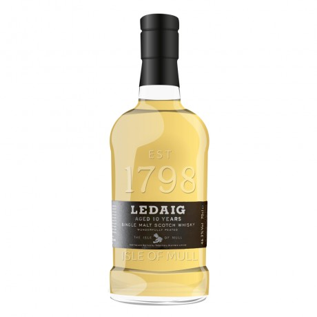 Ledaig The Nectar of the Daily Drams 8yo (2001/2010)
