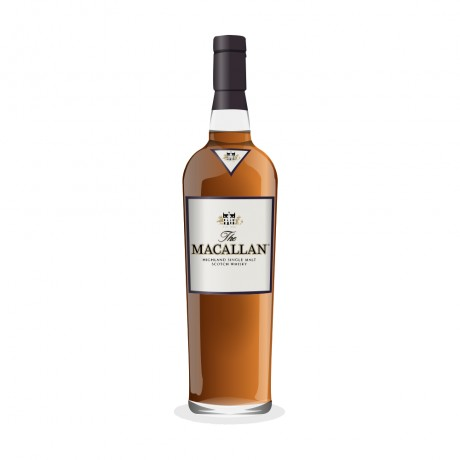 Macallan 25 Year Old 1976 Silver Seal