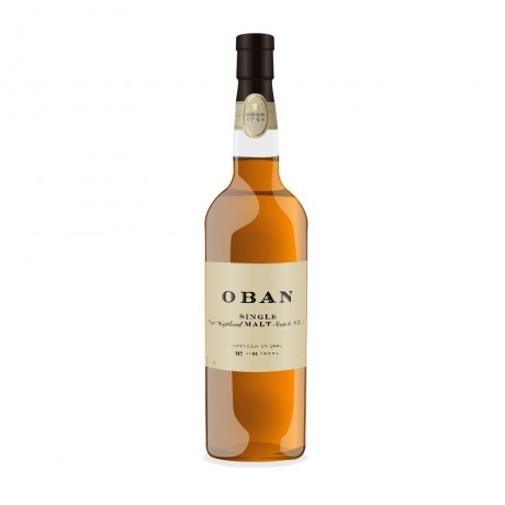 Oban 2001 Distiller's Edition