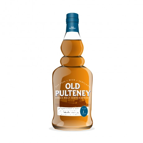 Old Pulteney 15 year old New OB