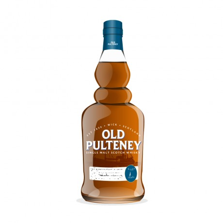 Old Pulteney 18 year old OB