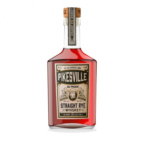 Pikesville 6 Year Old 110 Proof Straight Rye