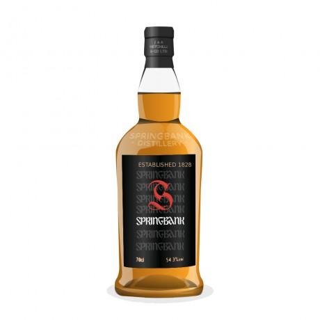Springbank Green 12 Year Old / Bourbon Cask