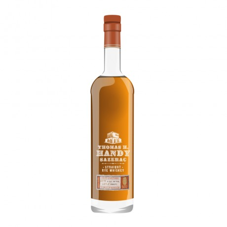 Thomas H Handy Sazerac Rye bottled 2014