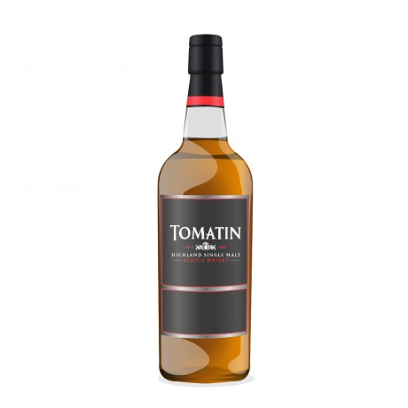 Tomatin 7 Year Old 2007 Kintra