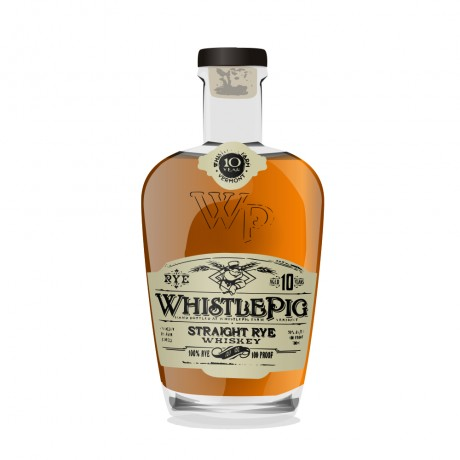WhistlePig 10 Year Old Straight Rye Whiskey