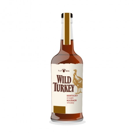Wild Turkey Russells Reserve 10 Year Old