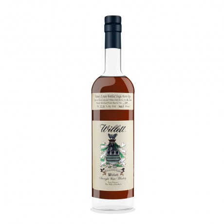 Willett Family Estate Straight Rye Whiskey 4 Year old