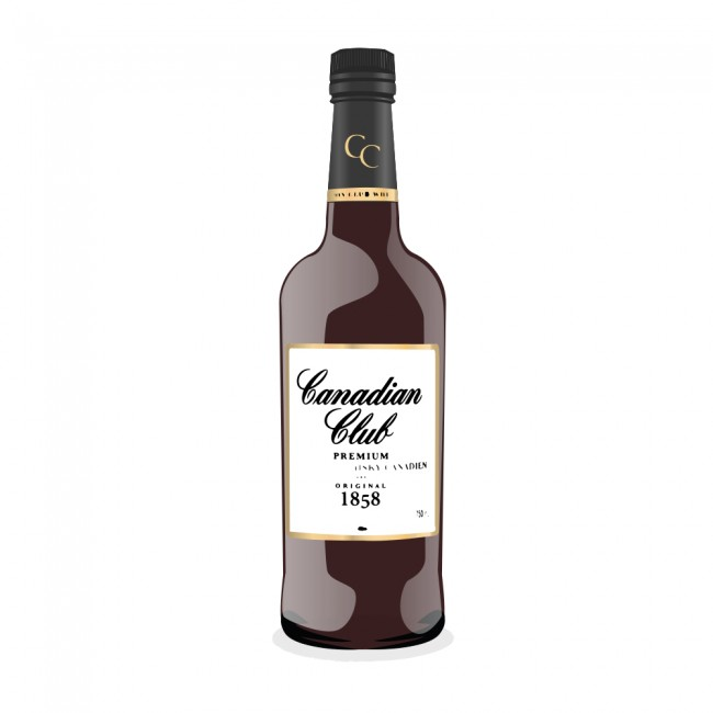 Canadian Club 40 yo 2017 Release