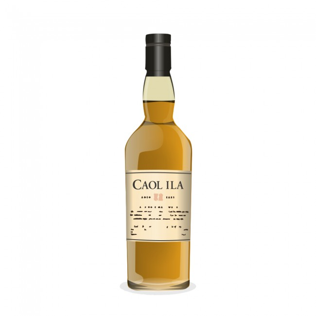 Caol Ila 10 Year Old Cask Strength/ bottled 2015/ Gordon & MacPhail