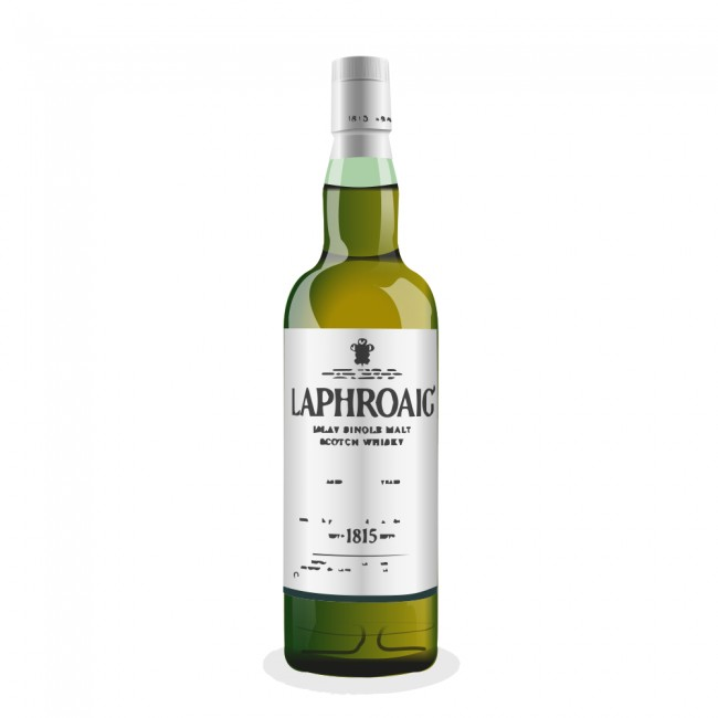 Laphroaig 10 Year Old Cask Strength Batch 005