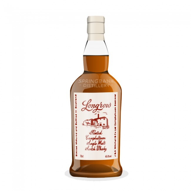 Longrow 14 Year Old 2003 Sherry Cask Matured