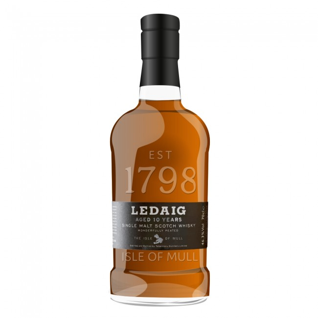 Present Future' – Ledaig 12 Year Old (bottled for the TWE whisky show)