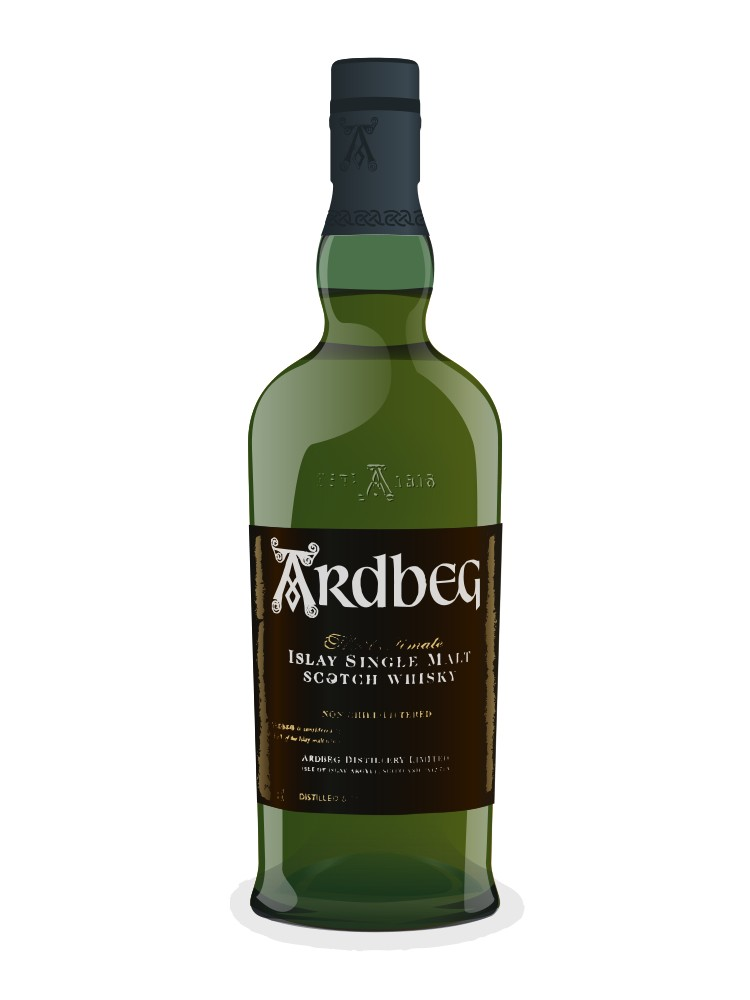 Ardbeg 17 Year Old 100cl