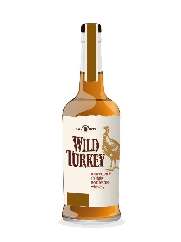Wild Turkey 15 Year Old American Spirit