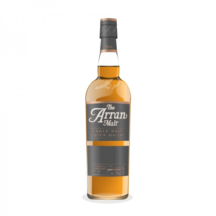 Arran Master of Malt Single Cask 16 Year Old