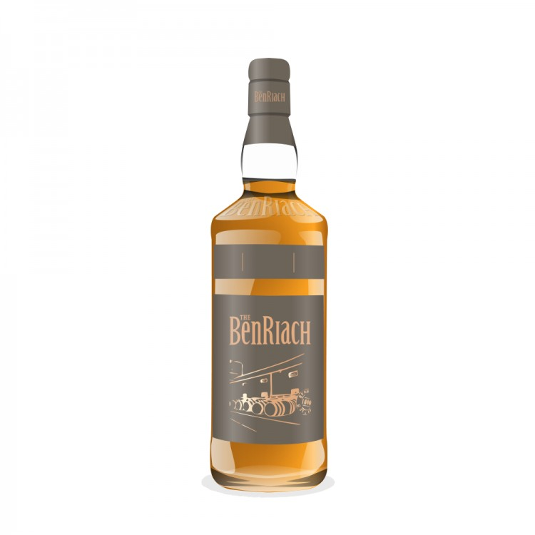 BenRiach 34 Year Old 1977 Asta Morris
