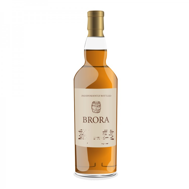 Brora 30 Year Old bottled 2005