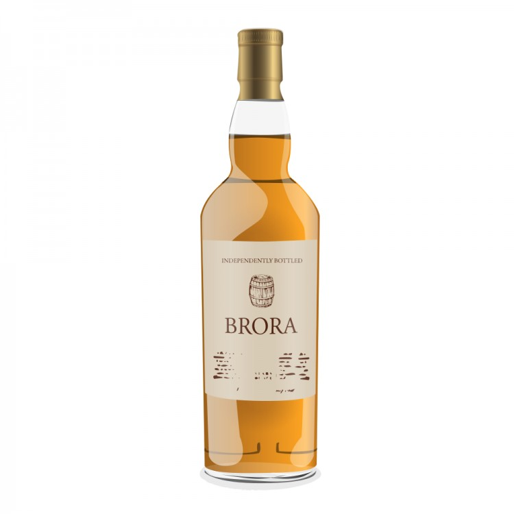 Review of Brora 30 Year Old bottled 2007 by @markjedi1