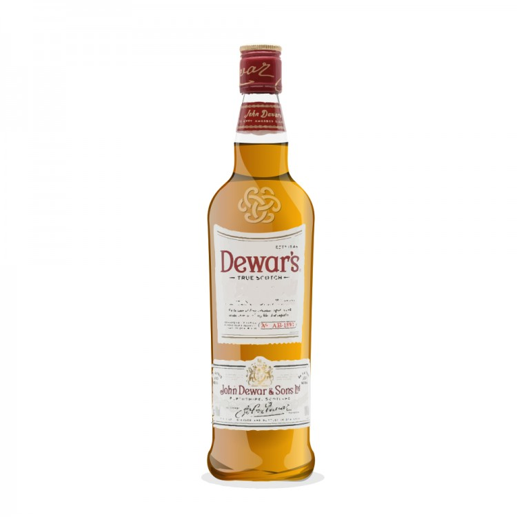 Review Of Dewar's 12 Year Old The Ancestor Double Aged By