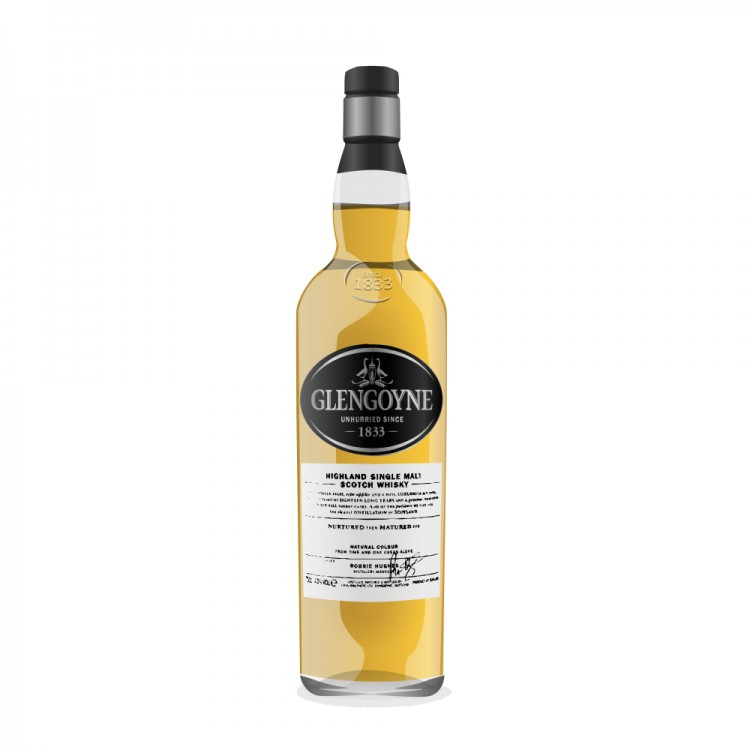 Glengoyne 17 Year Old 1997 '46' Malts of Scotland