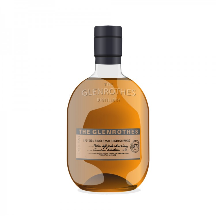 Glenrothes Exclusive Malts 18 Year