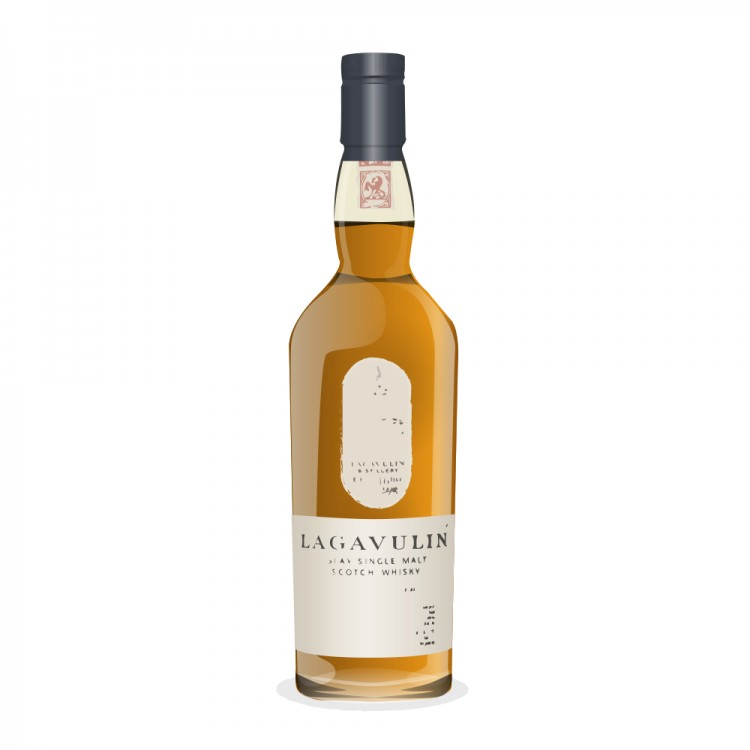Lagavulin 12 Year Old bottled 2012 12th Release