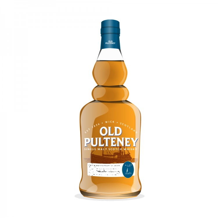 Old Pulteney 17 Year Old