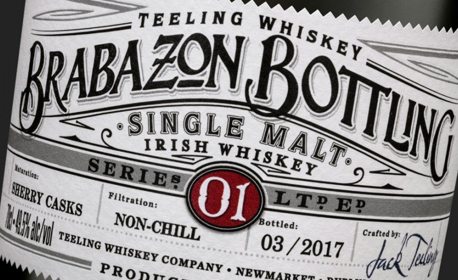 Teeling unveil Brabazon Series #01, a limited edition sherry cask single malt